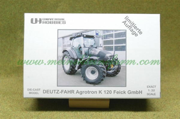 Deutz-Fahr Agrotron K120, Sonderedition: Feick GmbH